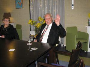 bram douw 90 jaar