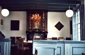 Interior Ambachtsherenhuis