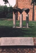 picture of FOUR FREEDOMS MONUMENT in Oud-Vossemeer