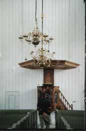 inside  the N.H.church, Scherpenisse